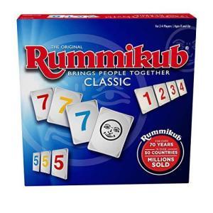ラミィキューブ (Rummikub: The Original) ボードゲーム csh