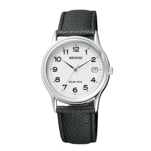 [シチズン]CITIZEN 腕時計 REGUNO レグノ ソーラーテック スタンダードモデル RS25-0033B メンズ|csh