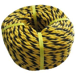 糸代製鋼 ITD 標識(トラ)ロープ #9(約7mm)x約100M|csh