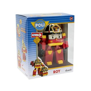 ロボカーポリー ROY DELUXE Transforming Robot #83093 csh