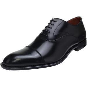 [ケンフォード] ストレートチップ ビジネスシューズ 4E (普通幅) 革靴 撥水機能 (KB48ABJEB) BLACK (ブラック) リーガルコーポレーション 大きいサイズ 日本製 ( csh