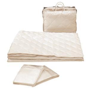 寝装 3点パック ベッドパッド ボックスシーツ 2枚 3点パック 2枚組シーツ ダブル ファブリック 綿 天然高級綿 布製 シンプル 寝具 ベッド|csinterior