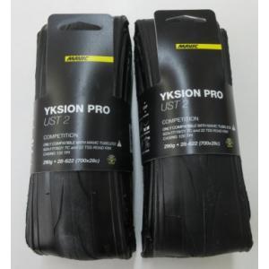 MAVIC マビック YKSION PRO イクシオンプロ UST2 チューブレス タイヤ 2本セット|csminami