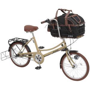 《入荷しました!》丸石サイクル ペットポーター(pet porter)ペット乗せ自転車)【店頭引渡しがお得です】