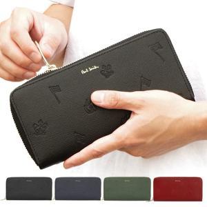 ポールスミス 財布 メンズ 長財布...