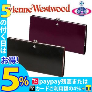 ヴィヴィアン 財布 レディース 長財布 がま口 SIMPLE TINY ORB 3118D70|cstyle