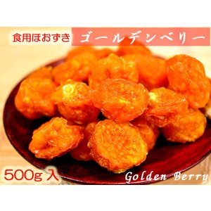 ドライフルーツ ゴールデンベリー(乾燥ホオズキ)業務用500g