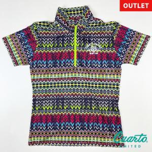 定価¥5,280 クアルトユナイテッド ネイティブ柄インナーシャツ|cuartounited