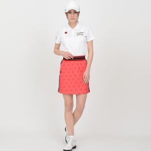 ゴルフ スカート 20SS クアルトユナイテッド 星 柄 サイド ロゴ|cuartounited|16