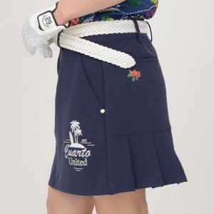 ゴルフ スカート 20SS クアルトユナイテッド サーフ バック プリーツ|cuartounited|12