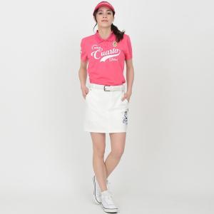 ゴルフ スカート 20SS クアルトユナイテッド サーフ バック プリーツ|cuartounited|20