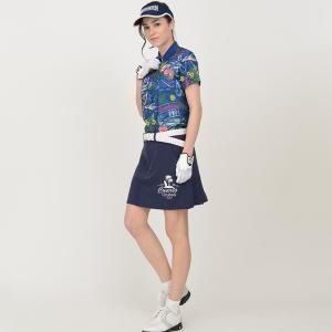 ゴルフ スカート 20SS クアルトユナイテッド サーフ バック プリーツ|cuartounited|21