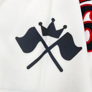20SS新作 クアルトユナイテッド スマイルシンプルポロシャツ|cuartounited|17