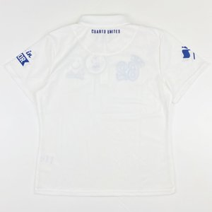 20SS新作 クアルトユナイテッド スマイルシンプルポロシャツ|cuartounited|10
