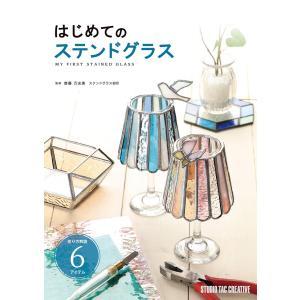 【新品】はじめてのステンドグラス 作り方解説6アイテム 定価2,500円