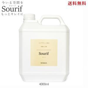 スリーフ 4L(注ぎ口付) 送料無料 ウイルス 菌 花粉対策 消臭スプレー 除菌スプレー 安定型次亜塩素酸ナトリウム|cubic-square
