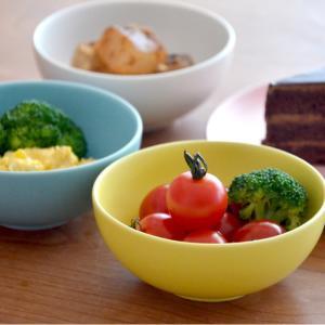 北欧風 食器 ボウル S アイナ aina クッチーナ 日本製 小鉢 北欧 器 離乳食 食器 オリジナル 陶器 おしゃれ かわいい インスタ映え カラフル|cucina-y