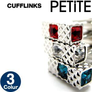 スワロフスキー プティットカフス (カフスボタン カフリンクス)|cufflink