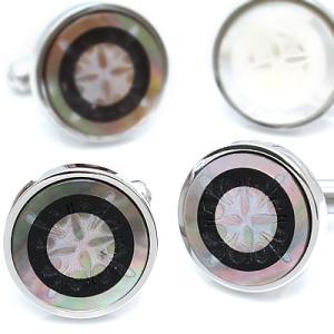 シェルキアロスクーロカフス (カフスボタン カフリンクス) Basic 5000|cufflink