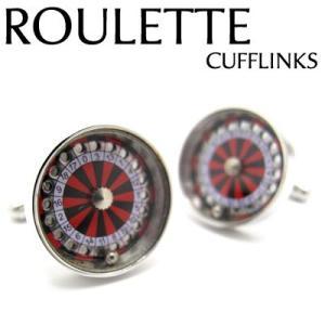 ルーレットカフス (カフスボタン カフリンクス) Value 3500|cufflink