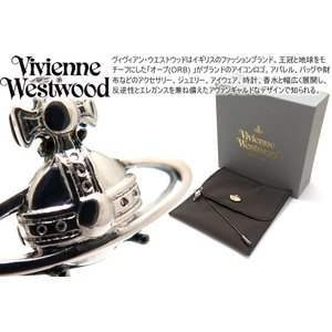 Vivienne Westwood ヴィヴィアン・ウエストウッド シュゾンオーブラペルピン(ロジウム) (ブローチ/スタッズ)|cufflink