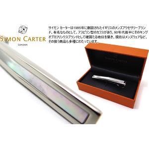P10倍 SIMON CARTER サイモン・カーター MOPアーチタイスライド (カフスボタン カフリンクス)|cufflink