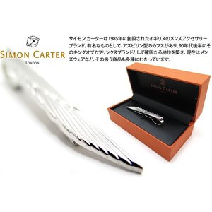 SIMON CARTER サイモン・カーター ウィンドタイスライド (カフスボタン カフリンクス)|cufflink