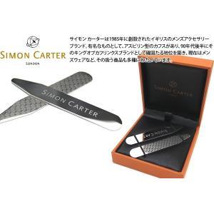 SIMON CARTER サイモン・カーター メタルカラーキーパー ブランド|cufflink