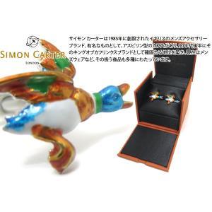 SIMON CARTER サイモン・カーター フライングダックカフス (カフスボタン カフリンクス)|cufflink