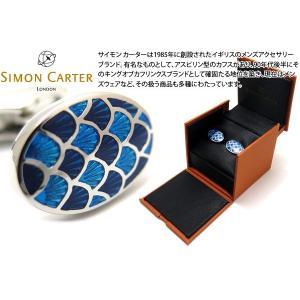 SIMON CARTER サイモン・カーター サイクロイドカフス (カフスボタン カフリンクス)|cufflink