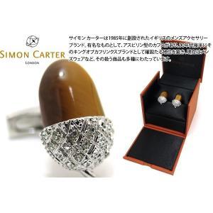 SIMON CARTER サイモン・カーター エイコーンカフス (カフスボタン カフリンクス)|cufflink