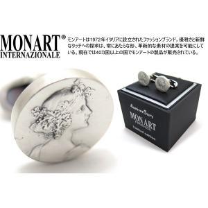 MONART モンアート アニバーサリーナイチンゲールコインカフス (カフスボタン カフリンクス)|cufflink