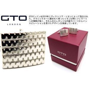 GTO LONDON GTOロンドン プネウマティコカフス (カフスボタン カフリンクス) ブランド|cufflink
