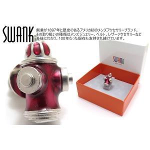 SWANK スワンク 消火栓ピンズ (ラペルピン スタッズ ブローチ)|cufflink