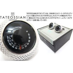 TATEOSSIAN タテオシアン メカニカルサーモメーターカフス(温度計) (カフスボタン カフリンクス) ブランド|cufflink