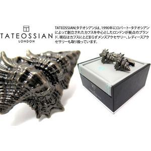 TATEOSSIAN タテオシアン マリン ミューレックスカフス (カフスボタン カフリンクス) ブランド|cufflink