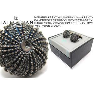 TATEOSSIAN タテオシアン マリン アーチンカフス (カフスボタン カフリンクス) ブランド|cufflink