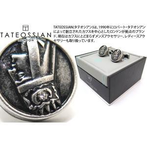 TATEOSSIAN タテオシアン アルメニア ティグラス王カフス (カフスボタン カフリンクス) ブランド|cufflink