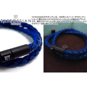TATEOSSIAN タテオシアン チェルシーブレスレット(ブルーブラック) ブランド|cufflink