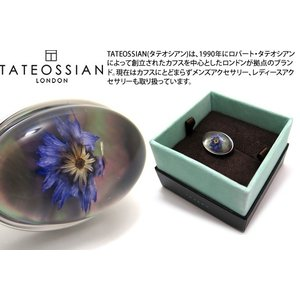 TATEOSSIAN タテオシアン ネイチャーピンズ(フラワー) (スタッズ ブローチ) ブランド|cufflink