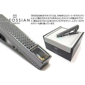 TATEOSSIAN タテオシアン プレシャスウィンドウタイバー(金塊) (タイピン タイクリップ) ブランド|cufflink