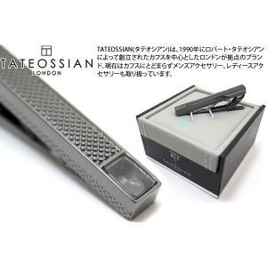 TATEOSSIAN タテオシアン プレシャスウィンドウタイバー(ラフダイヤモンド) (タイピン タイクリップ) ブランド|cufflink
