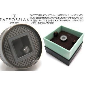 TATEOSSIAN タテオシアン ダイヤモンドピンズ(約0.21カラット) (スタッズ ブローチ) ブランド|cufflink