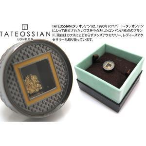 TATEOSSIAN タテオシアン ゴールドナゲットピンズ(約0.07グラム) (スタッズ ブローチ) ブランド|cufflink