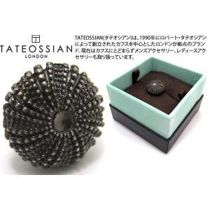 TATEOSSIAN タテオシアン メカニカルアニマルズ アーチンピンズ(銀古美仕上げ) (スタッズ ブローチ) ブランド|cufflink