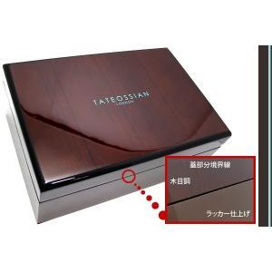 TATEOSSIAN タテオシアン 財布・カフス用ジュエリーボックス|cufflink|03