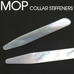 白蝶貝カラーキーパー (カラーステイ カラースティフナー)|cufflink