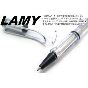 LAMY ラミー サファリ ローラーボールペン(スケルトン) ブランド|cufflink