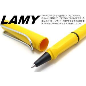 LAMY ラミー サファリ ローラーボールペン(イエロー) ブランド【メール便不可】|cufflink