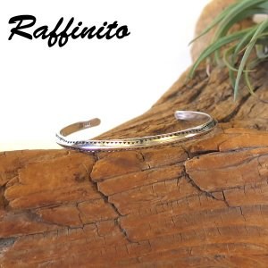 RN by Raffinito ラフィニート バングル シルバー925 (RNA-006)|cufflink